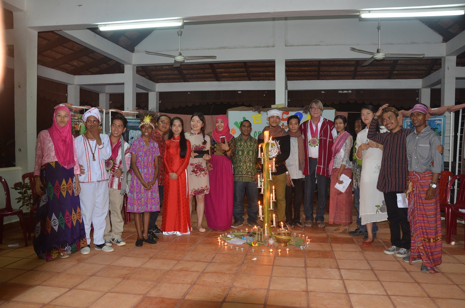 School of Peace open ceremony